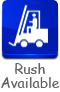 Rush Service Available