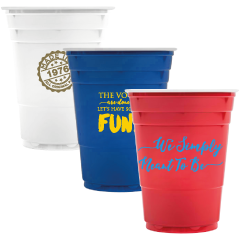 16oz Solo Brand Plastic Cup - Custom