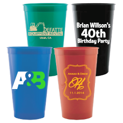 Stadium Cup 22 oz. - Sippy Cup