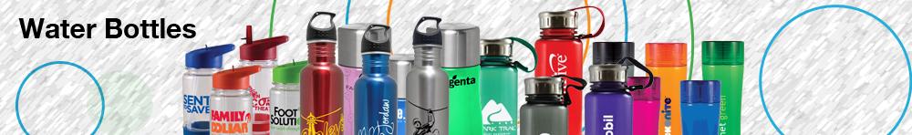 water bottles header