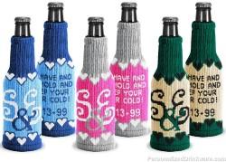 Universal Fabric Bottle Insulator