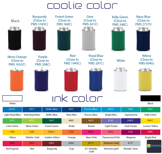 Standard Coolie & Ink 
