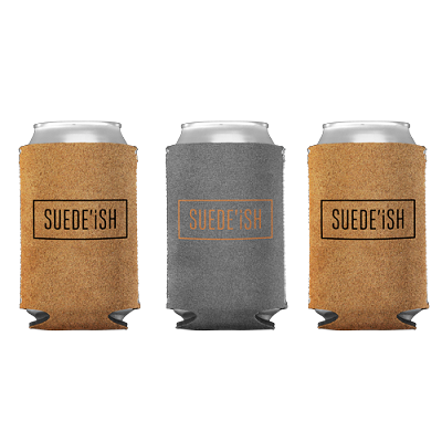 Suede-Ish Premium Neoprene Coolie