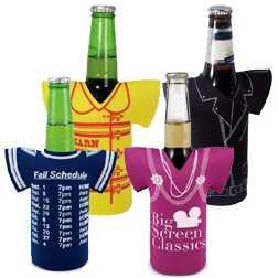 Jersey Coolies - Sports, Doctor, Flapper Koozies