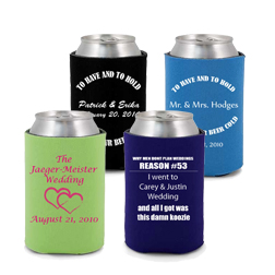 Premium Coolie - Personalized Koozie