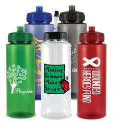 32oz HydroClean™ Sports Bottle