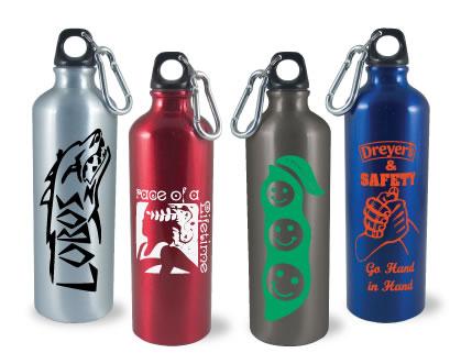 25 oz. Aluminum Sport Bottle