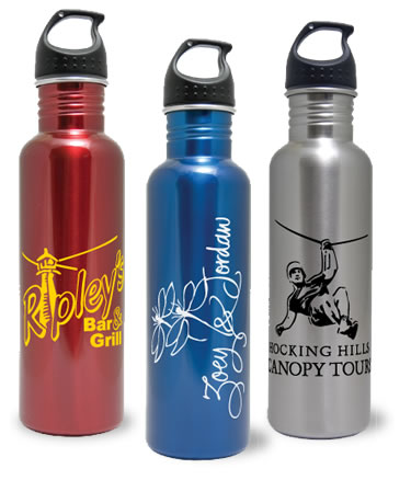 25 oz. Stainless Steel Bottle