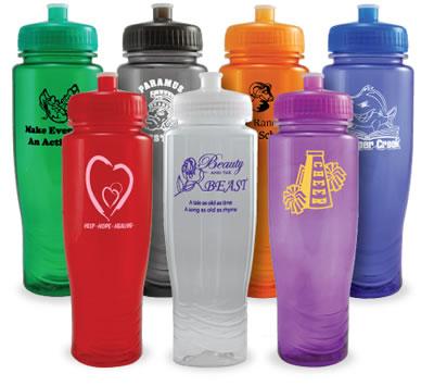 Polyclean™ Sports Bottle - 28 oz