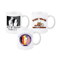 Full Color Mugs - Designer - 11 oz.