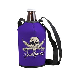 Growler Covers with Strap
