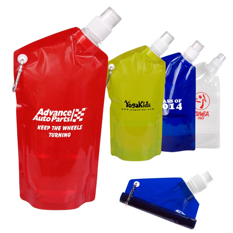 20 oz - Flexi Water Bottle