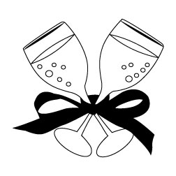 Free Clipart For Wedding Favors